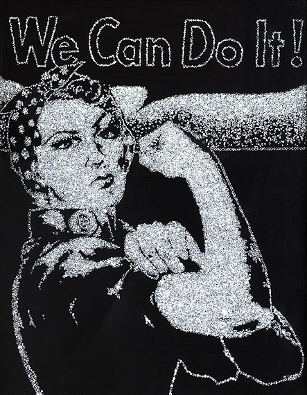 Vik MunizRosie the Riveter, from Pictures of Diamonds, 2004€ 30 000 – 40 000AGRÉMENT N°2001- 002 DU 25 OCTOBRE 2001