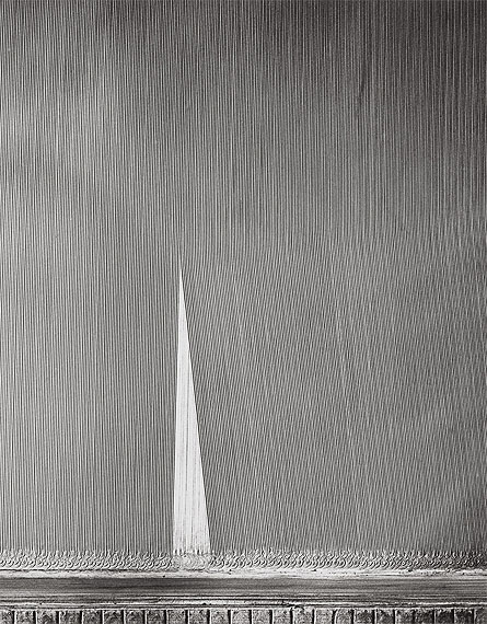WILLIAM A. GARNETT (American, b.1916)Plowed Field, Arvin, California, 1951Gelatin silver, before 199313-7/8 x 10-3/4 inches (35.2 x 27.3 cm)Recto: signed in pencil Verso: signed, titled, and dated in pencil with artist's copyright stampPROVENANCE:Silver Image Gallery, Seattle;Private Collection, Las Vegas; Private Collection, Columbus Grove, Ohio.LITERATURE:W. Garnett, William Garnett: Aerial Photographs, Los Angeles, 1994, pl. 48.