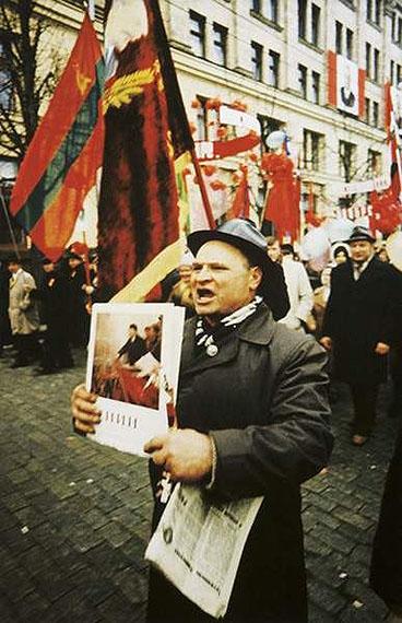 Boris Mikhailov. Red Series. 1975 - 1995