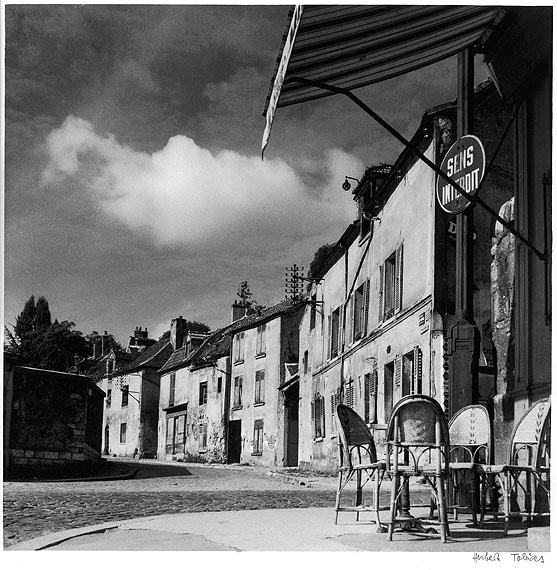© Herbert Tobias, Paris Banlieu, Paris-Clamart, 1957