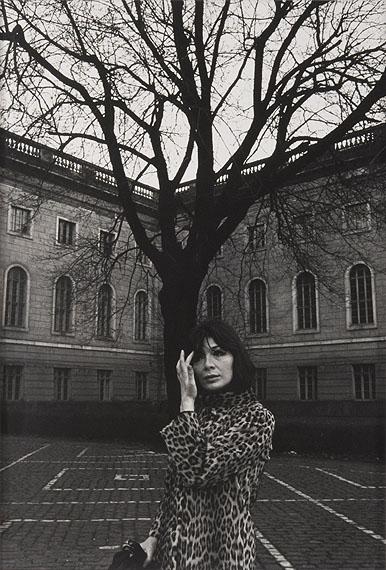 Arno FischerJuliette Gréco, Ost-Berlin 1965© Arno FischerFoto: Kai-Annett Becker