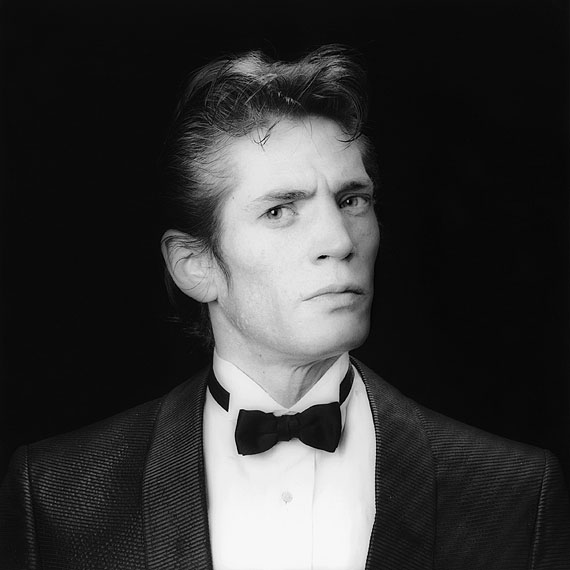 Self-Portrait, 1986© Robert Mapplethorpe Foundation