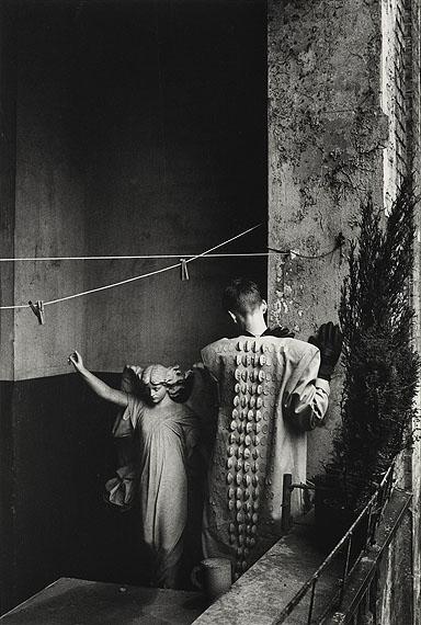 Sibylle Bergemann. Frieda von Wild. Berlin, 1988. Silbergelatine. 38,5 x 25,9 cm. Inv.-Nr. 004955. Sammlung F. C. Gundlach, Haus der Photographie.