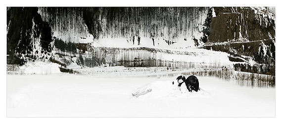 Existential Emptiness No. 5, 2009, C print, 57 x 130 cm, Edition of 6