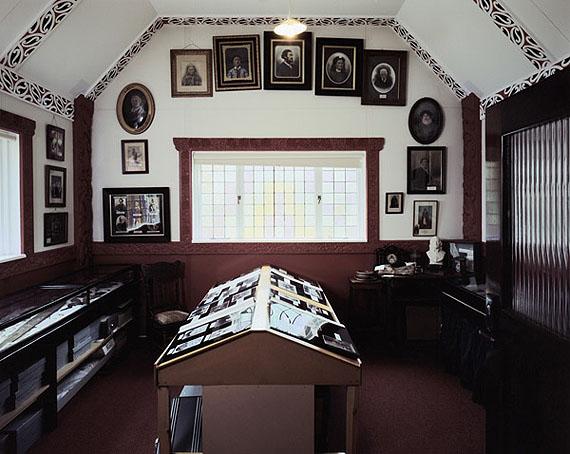 Neil PardingtonTe Whare o Kāi Tahu - Museum, Centennial Memorial Church, Otakou #1Digital C PrintDimensions Variable2010