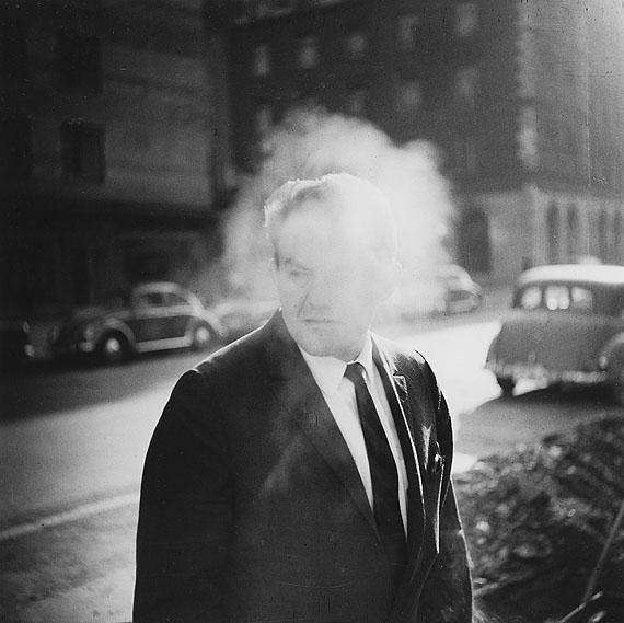 James Jones, Schriftsteller, München, ca. 1960 © Barbara Niggl Radloff