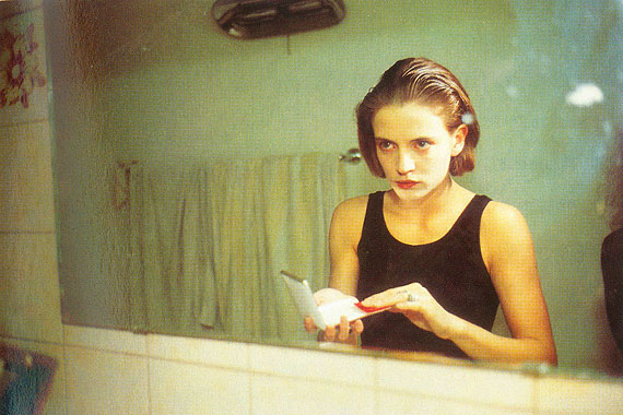 Amanda in the mirror, Berlin 1992 © Nan Goldin / Courtesy Matthew Marks Gallery, New York