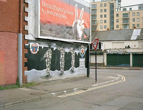 Belfast, Broadband Power To The People, 2009© Chris Durham, 2011