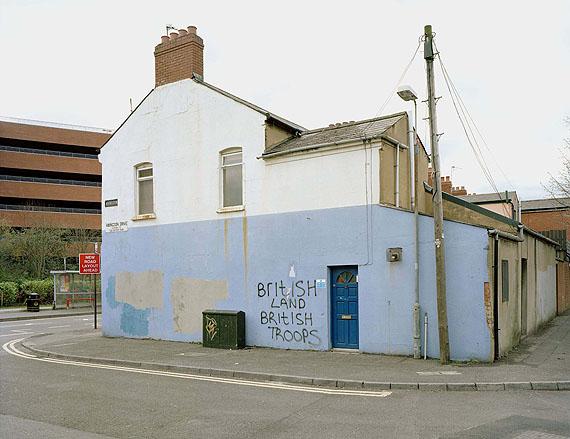 Belfast, British Land British Troops, 2009© Chris Durham, 2011