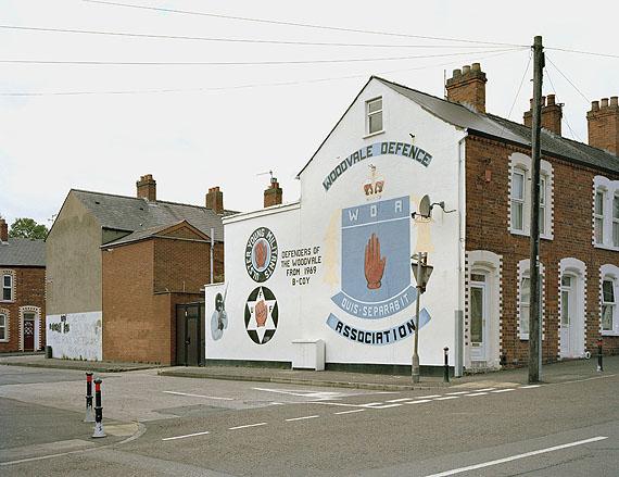 Belfast, Woodvale Defence Association, 2009© Chris Durham, 2011