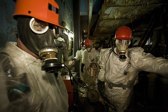 Tschernobyl © Gerd Ludwig