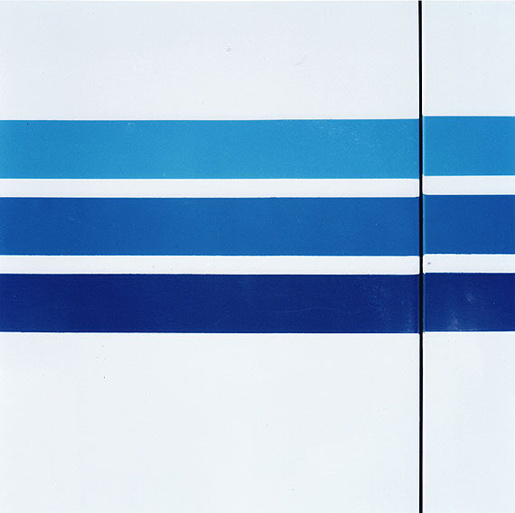 Yto BarradaFrom the series Bus Logos, 2004 C-Print, 86 x 86 cm © Courtesy of Gallery Sfeir-Semler, Hamburg/ Beirut