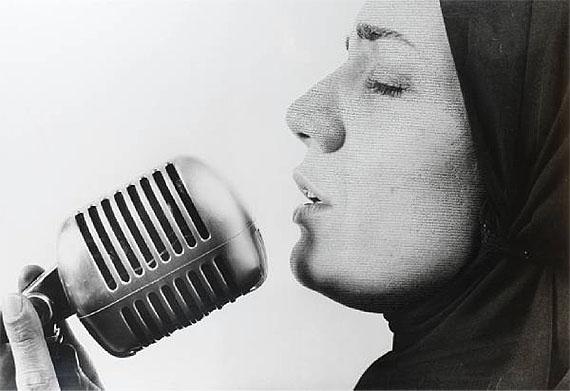 Shirin Neshat Mystified, 1997, 100 x 149cm (39 3/8 x 58 11/16in), $35,000 – 45,000