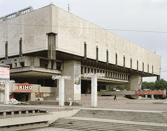 Roman Bezjak, Oper, Charkiw, 2007, © Roman Bezjak