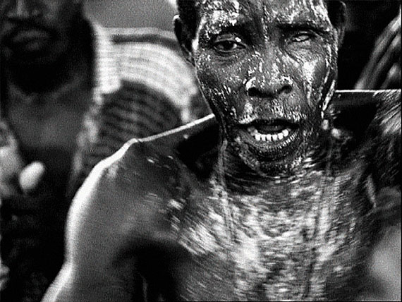 Film Still: Alberto Venzago, Mounted by the Gods