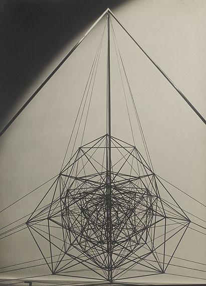 Man RayMathematical Object, 1936Vintage silver printEstimate € 30,000 – 50,000