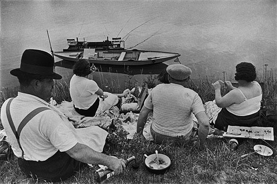 Henri Cartier-Bresson, Sonntag an den Ufern der Marne, Frankreich, 1938, © Henri Cartier-Bresson/Magnum Photos