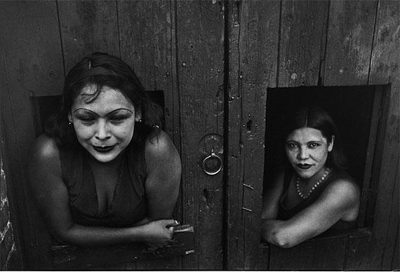 Henri Cartier-Bresson, Calle Cuauhtemoctzin, Mexiko Stadt, 1934, © Henri Cartier-Bresson/Magnum Photos