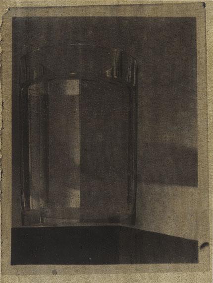 "Josef SudekVerre, du cycle ""Simple Still Lifes"", 1950-1959Vintage pigment printEstimate € 14,000 – 18,000"