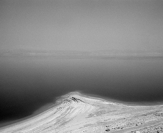 Mikhail Rozanov. View from the Mount of Temptation, from the Devotion series, 2009