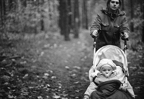 ungewollt – minderjährige Mütter, Berlin 2006-2009
