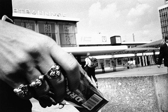 weggerannt – Susi, 16 Jahre alt, Dortmund, April - Juni 1999