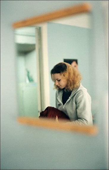 """abgetrieben"""", Klinik für minderjährige Mädchen, St. Petersburg 2000"""