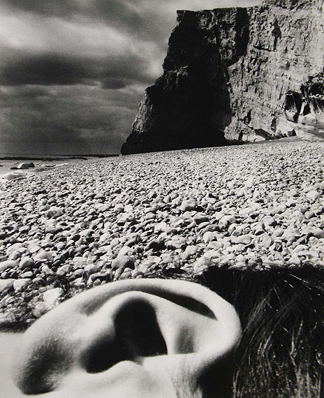 Bill BrandtEast Sussex Coast, 1957Early gelatin silver print Estimate: £3,000 - 5,000