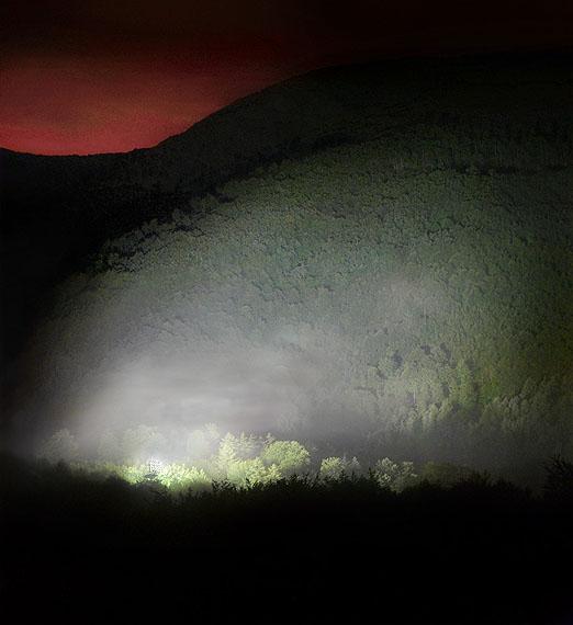 Carlos IrijalbaTwilight 10, 2009C-Print on Aluminium170 x 155 cmEd. of 5
