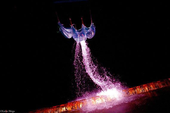 "Lieko Shiga: Whale Tears, 2007, aus der Serie ""Canary"""