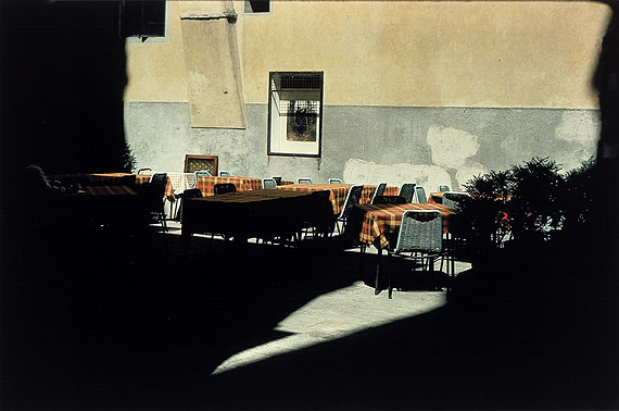 "Lot 4185 Harry Callahan. "" Venice"" 1978"
