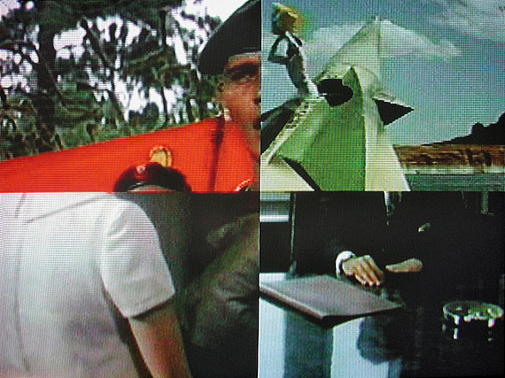 Marian Goodman Gallery | Mai 36 Galerie | John Baldessari | Five 1968 Films (New), 2000
