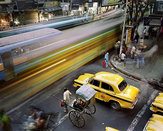 © Martin Roemers, Niederlande, Panos PicturesErster Platz - Kategorie Daily Life StoriesStraßenszene in Kalkutta