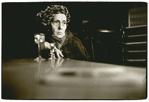 Sibylle Bergemann: Paris, 1982