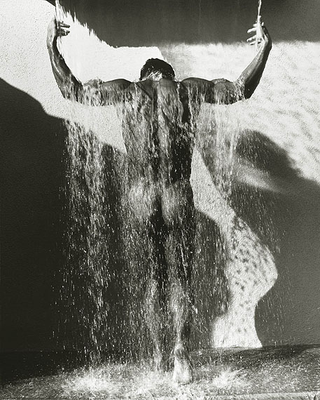 Herb Ritts, Waterfall III, Hollywood, 1988, © Herb Ritts Foundation, courtesy of Hamiltons