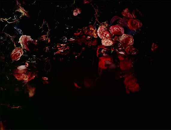 Margriet Smulders, Bloody Roses, 2007, Courtesy the artist und Galerie Jordanow, München © Margriet Smulders