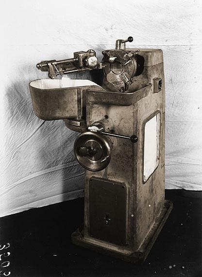 Maschine 3503, 2003, 144 x 113 cm, 4/5 @ Thomas Ruff