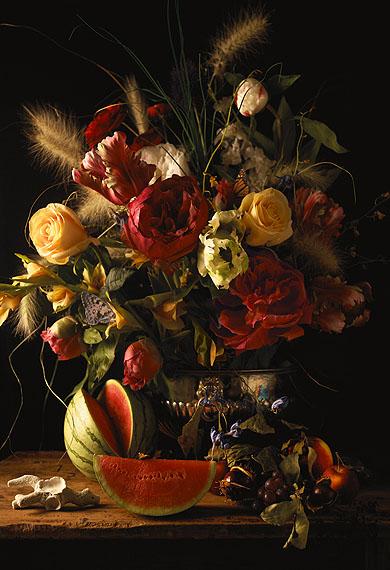 Paulette Tavormina, Flowers, 2009