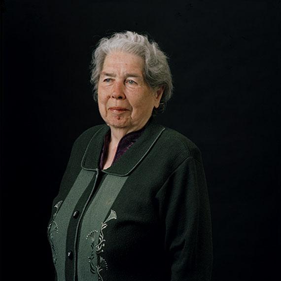 Renate Niebler, Galina Kastrizkaja,© KZ-Gedenkstätte Flossenbürg