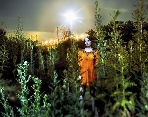Paiva's Radiance, 2008© Alejandro Chaskielberg. Digital C-type print on Kodak Endura paper