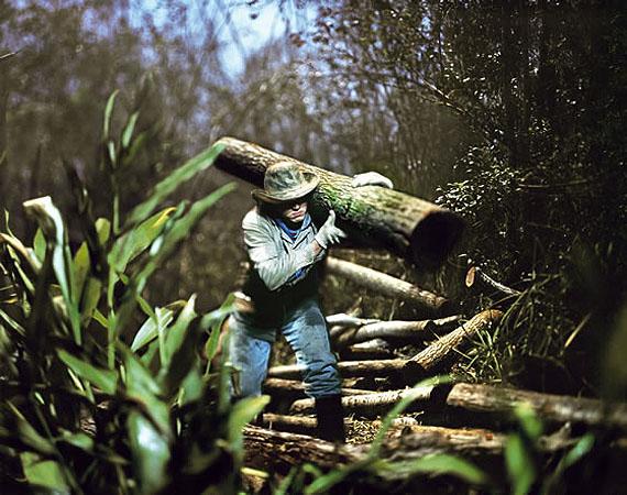 The Paraguayans, 2008© Alejandro Chaskielberg. Digital C-type print on Kodak Endura paper
