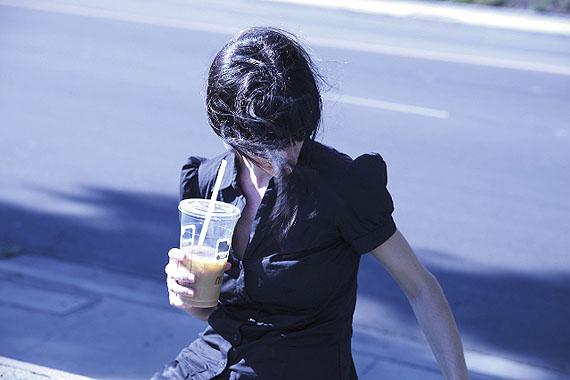 """Iced Coffee, 2008, aus der Serie """"American"""", © Werner Amann"""