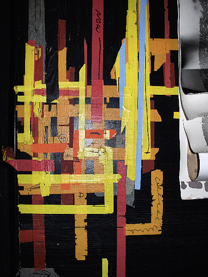 """#0310 aus der Serie """"Darkrooms"""" © Michel Campeau"""
