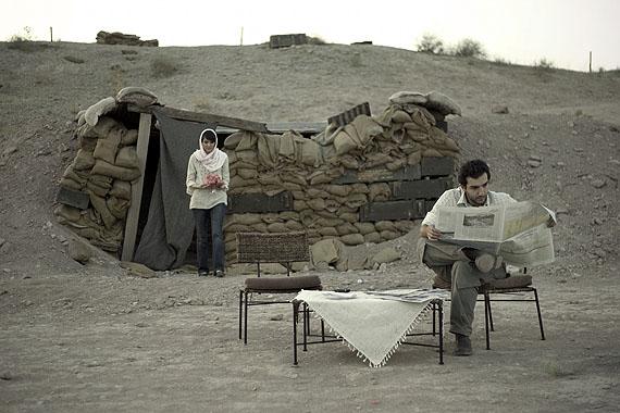 Gohar Dashti, Today's life and war series, 2008C-Print120x90 cm©  the artist