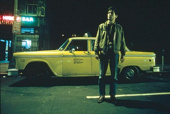 Steve Schairo, »Taxi Driver«, De Niro & Cab - Night