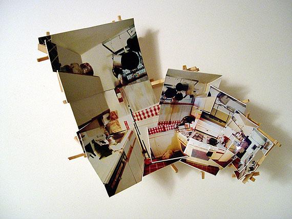 © Isidro Blasco, La Cocina, 2007, c-print, museum board, wood, 51 x 40,5 x 13 cm