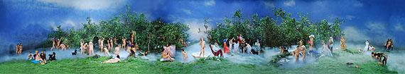 Romantiquecolor photograph55 x 300 cm, edition of 20120 x 650 cm, edition of 102004