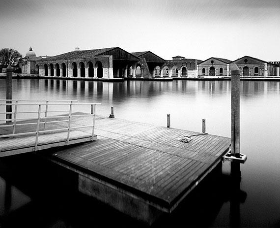 "Mimmo JodiceArsenale VeneziaFrom the series VeniceVenice, 2010""True Black Fine-Art Giclèe on ""Photo-Rag"" 100% cotton rag40 x 48 in / 100 x 120 cmCourtesy of Galerie Karsten Greve"