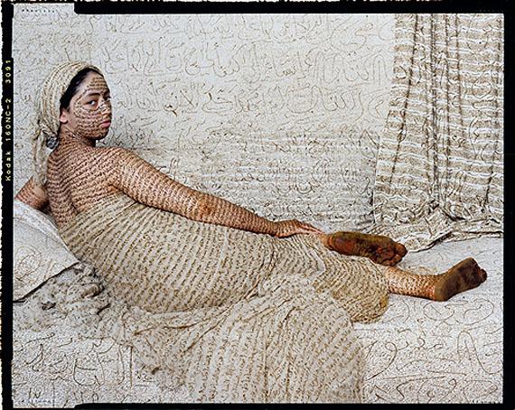 Les femmes du Maroc: Harem Beauty #2, 2008 © Lalla EssaydiCourtesy Edwynn Houk Gallery, New York