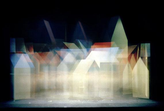 Die Meistersinger von Nürnbergby Richard WagnerKomische Oper Berlin 2010directed by  Andreas HomokiStage by Frank Philipp Schlößmannfrom the series OPERA OBSCURA © Karen Stuke